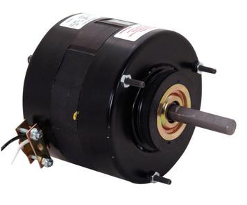 "Unit Heater Motor 1/15 hp 1050 RPM 1-Speed 5"" Diameter 115V Century # U6430"
