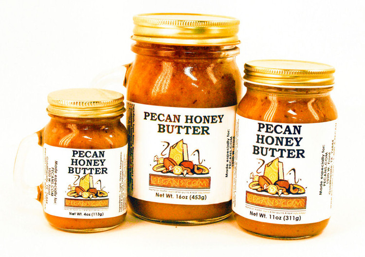 Pecan Honey Butter