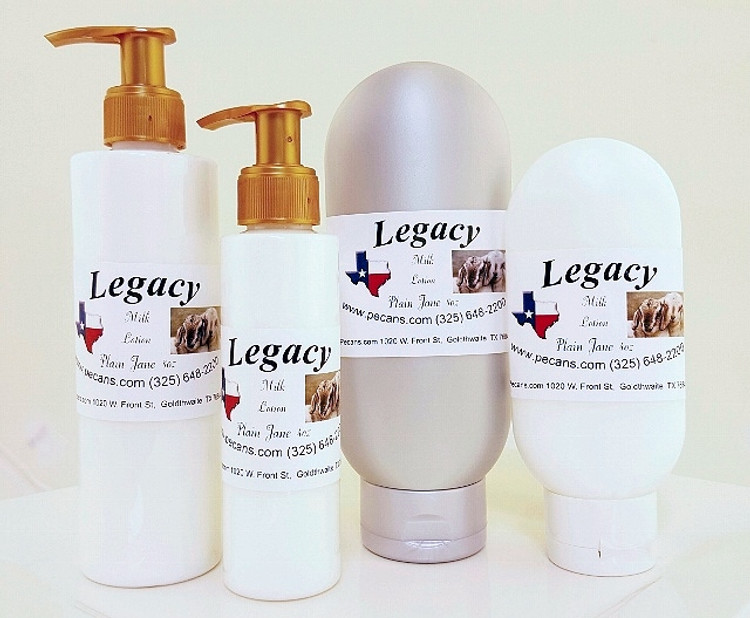 Legacy Goat Milk Lotion