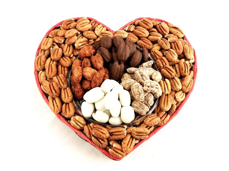 Beloved Heart Gift Basket
