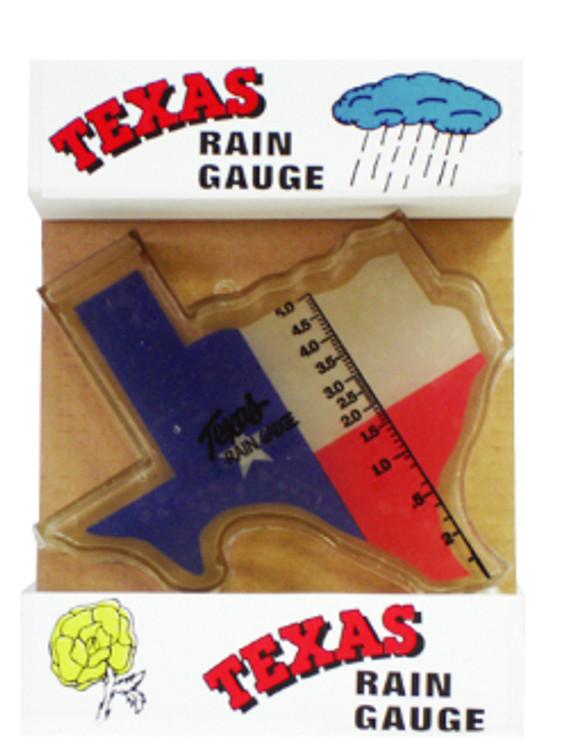 Texas Rain Gauge