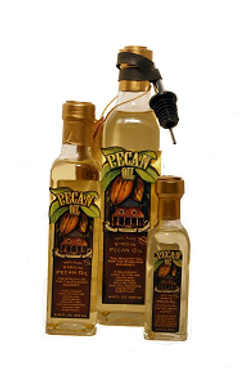 Virgin Pecan Oil