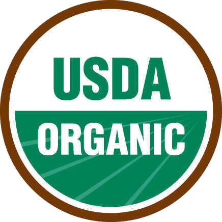 CCOF Organic Seal