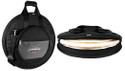 Ahead Bags DELUXE HEAVY DUTY CYMBAL CASE w/Handles and Shoulder Strap