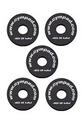 CYMPAD Optimizer Set 40/8mm (5-pieces) Soft/Thin, Light Crash-Splash