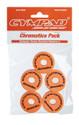 CYMPAD Chromatics Set 40/15mm ORANGE (5-pieces) Crash