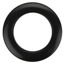 "Bass Drum O's - 2"" Black Drum O's/Tom Ports (2 Pack)"