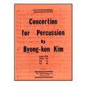 Concerto For Percussion