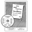 Basic Jazz Conception For Saxophone Volume 2 w/cd