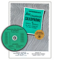 Intermediate Jazz Conception For Saxophone w/cd