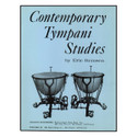 Contemporary Tympani Studies