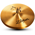 "13"" A ZILDJIAN NEW BEAT HIHAT - BOTTOM"