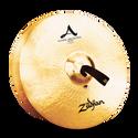 "Zildjian A 17""CLASSIC ORCHESTRAL SELECT MEDIUM PAIR"