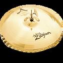 "Zildjian 15"" A CUSTOM MASTERSOUND PAIR HI HATS"