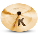 "ZILDJIAN 17"" K CUSTOM DARK CHINA"