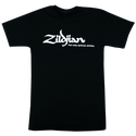 ZILDJIAN CLASSIC TEE BLACK  XX LARGE