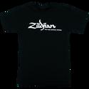 ZILDJIAN CLASSIC TEE BLACK X LARGE