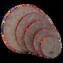 Remo Drum, KIDS PERCUSSIONŒÂ, 5pc Hand Drum Set, Fabric Rain Forest