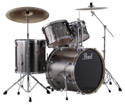 """Pearl Export Series 5-piece set  (12""""x8""""T, 13""""x9""""T, 16""""x16""""F, 22""""x18""""BD, 14""""x5.5""""SD), w/ HWP830 (Cymbals Sold Separately)"""
