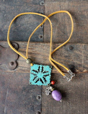 Ophelia Bohemian Necklace