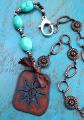 Sunrise Bohemian Necklace