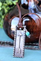 Arrow Bohemian Necklace