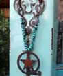 Texas Star Necklace