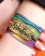 Wanderer Ribbon Wrap Bracelet