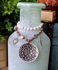 Maya Bohemian Necklace