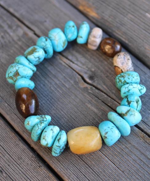 Sunnyside Turquoise Bracelet