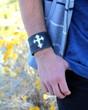 Money / Fitbit Cuff Bracelet