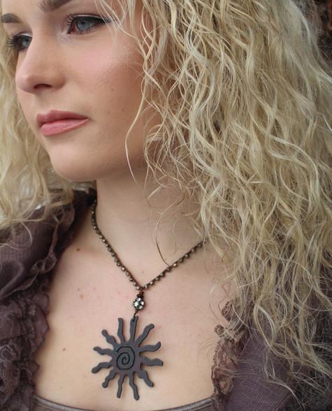Sunshine in my Soul Boho Necklace
