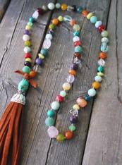 Sundance Tassel Necklace