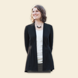 Organic Cotton Long Jacket