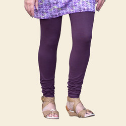 Organic Cotton Ruched Leggings