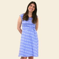 Organic Cotton Twist Dress