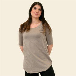 Organic Cotton Swing Tunic