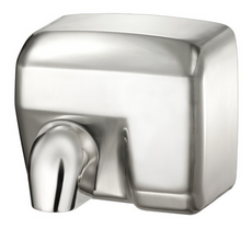 Conventional Series Hand Dryer -  Brushed Steel