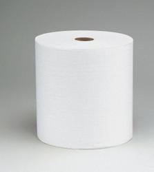 "Fikes 800' X 10"" White Premium Roll - 6 Rolls Per Case"