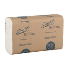Scott MultiFold Towels - 4000 Per Case