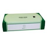 Spring Grove Flat Pack Facial Tissue - 100 Sheets Per Box - 30 Boxes Per Case