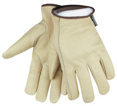 Drivers glove, Thermosock® Lined Industry Grain Cow, Keystone Thumb
