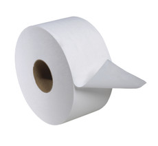 Tork Advanced Mini Jumbo Roll Bath Tissue, 2 ply, 12 Rolls Per Case