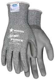 Ninja® Force ,13 Gauge Dyneema®/Synthetic Shell, PU Coated Palm