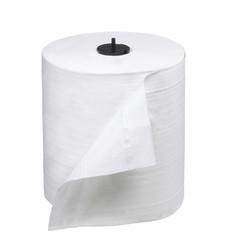 "Tork White High Capacity Roll Towel, 8"" x 950', 6 Per Case"