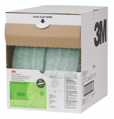 Easy Trap Duster, Light Green, Perforated Roll - 250 Per Roll, 500 Per Carton