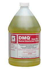 Spartan DMQ Neutral Disinfectant - Gallon Bottles - 4 Bottles Per Case