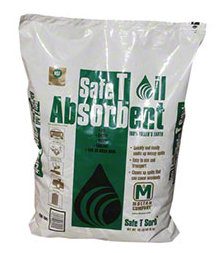 Moltan Max Dri Safe-T-Absorbent, 40lb Paper Bag, Coarse/Fine Granulation