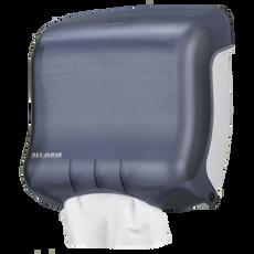 C-Fold/Multifold Towel Dispenser, Black