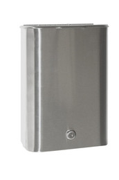Sanitary Napkin Disposal, Stainless Steel